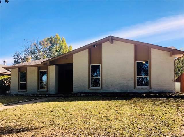 2814 Ashglen Drive, Garland, TX 75043 (MLS #14226308) :: Baldree Home Team