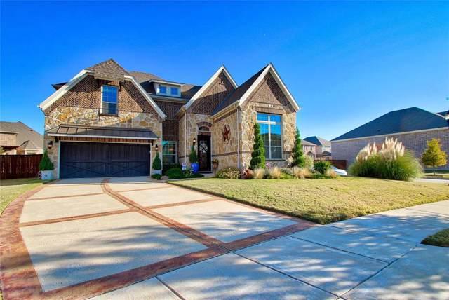 4528 Cheetah Trail, Frisco, TX 75034 (MLS #14226315) :: RE/MAX Town & Country