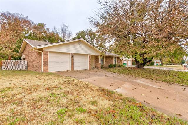 309 Rosebud Drive, Stephenville, TX 76401 (MLS #14226320) :: Tenesha Lusk Realty Group
