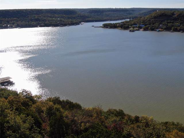 3130 N Lakeview Drive, Palo Pinto, TX 76484 (MLS #14226322) :: Tenesha Lusk Realty Group