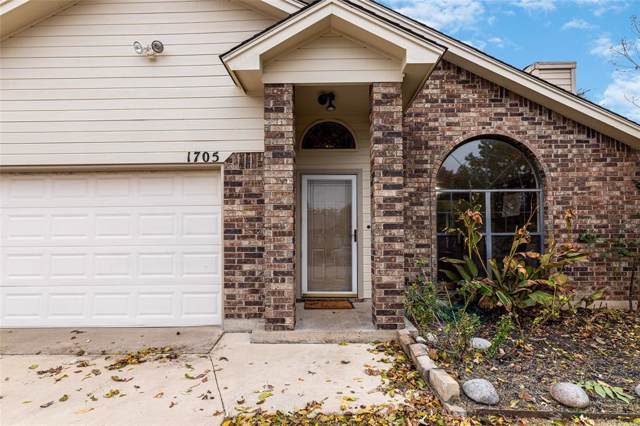 1705 Independence Road, Blue Mound, TX 76131 (MLS #14226342) :: Vibrant Real Estate