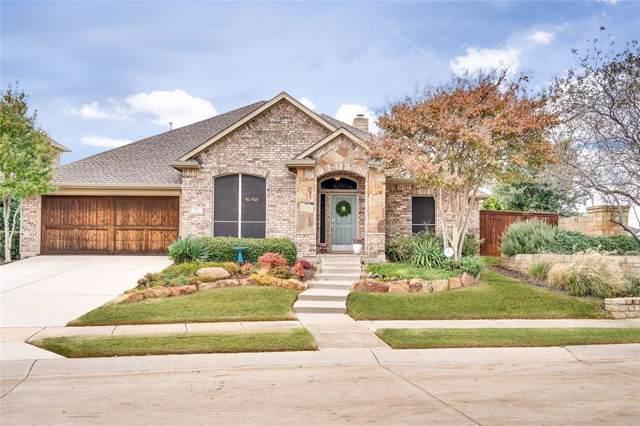 8237 Tyler Drive, Lantana, TX 76226 (MLS #14226351) :: Real Estate By Design