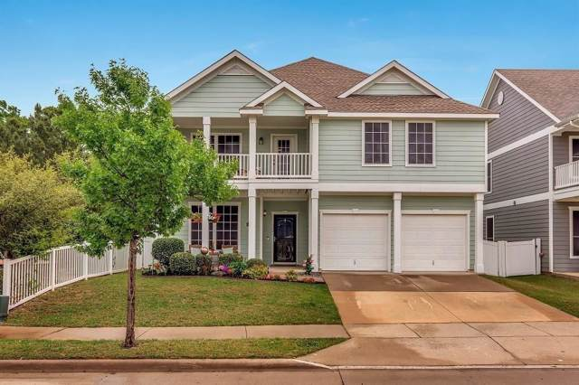 1620 Cambridge Drive, Providence Village, TX 76227 (MLS #14226360) :: RE/MAX Town & Country