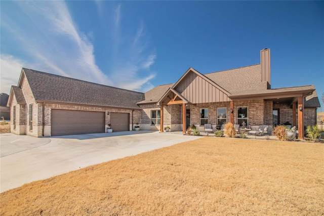 3809 China Berry Court, Weatherford, TX 76087 (MLS #14226368) :: Lynn Wilson with Keller Williams DFW/Southlake
