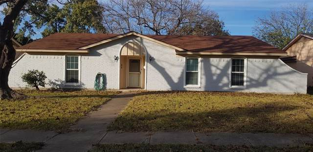 1505 Travis Street, Garland, TX 75042 (MLS #14226375) :: Baldree Home Team