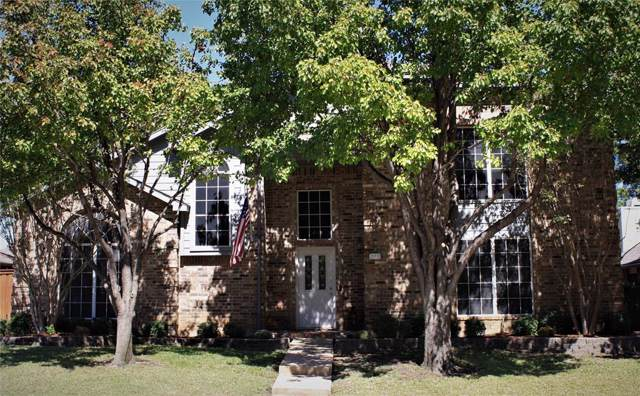 973 Little Den Drive, Lewisville, TX 75067 (MLS #14226379) :: Hargrove Realty Group
