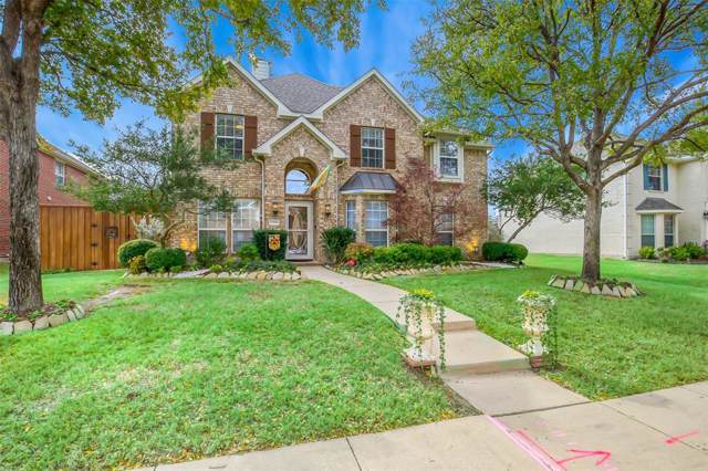 1105 London Drive, Frisco, TX 75036 (MLS #14226400) :: RE/MAX Town & Country