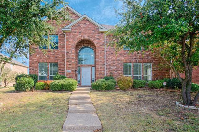12556 Littlefield Drive, Frisco, TX 75035 (MLS #14226407) :: The Kimberly Davis Group