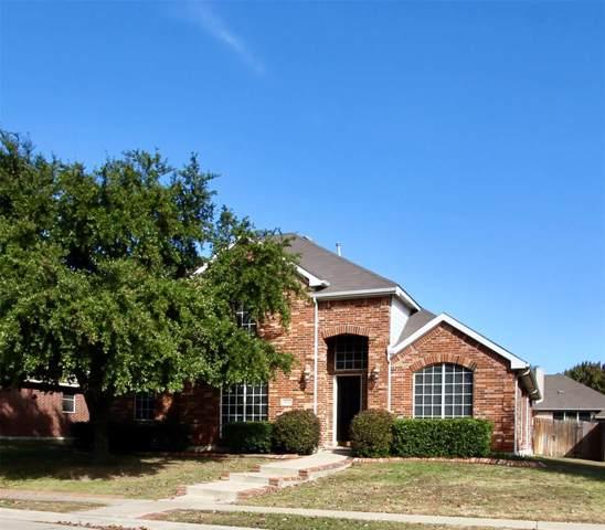 6502 Amesbury Lane, Rowlett, TX 75089 (MLS #14226409) :: Ann Carr Real Estate
