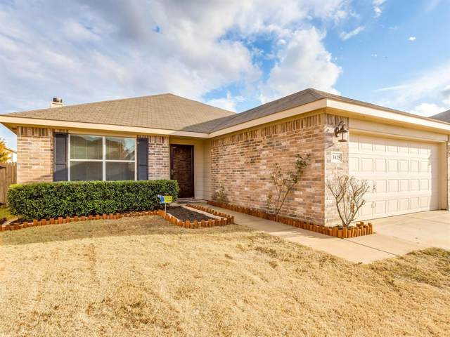 3425 Cayman Drive, Fort Worth, TX 76123 (MLS #14226412) :: The Chad Smith Team