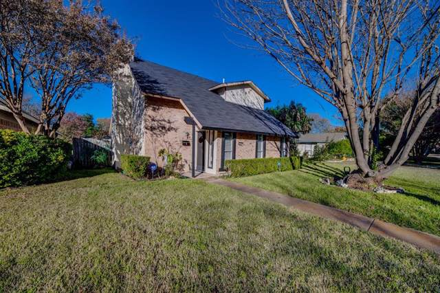 1917 Vail Drive, Garland, TX 75044 (MLS #14226415) :: RE/MAX Town & Country