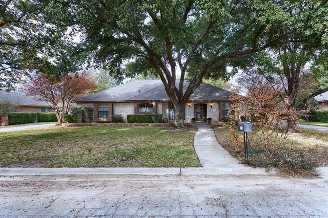 624 Northridge Street, Denton, TX 76201 (MLS #14226422) :: The Mauelshagen Group
