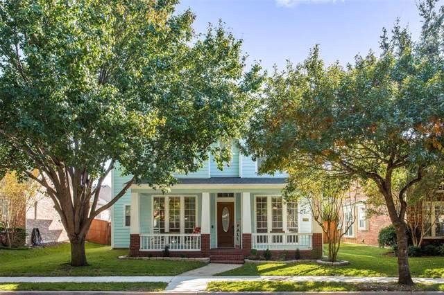 1746 Auburn Drive, Carrollton, TX 75007 (MLS #14226428) :: RE/MAX Town & Country
