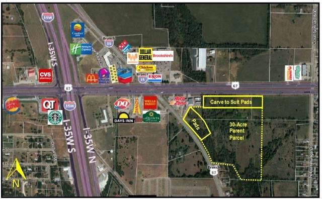 600 N Parkway, Alvarado, TX 76009 (MLS #14226442) :: Real Estate By Design