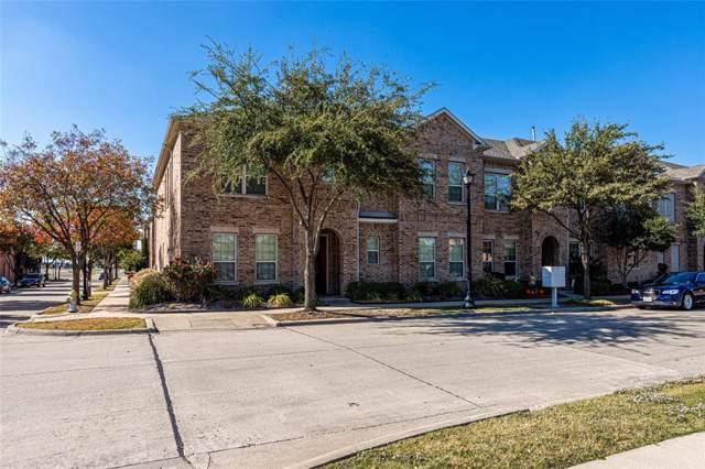 8405 Moore Street, Frisco, TX 75034 (MLS #14226444) :: Tenesha Lusk Realty Group