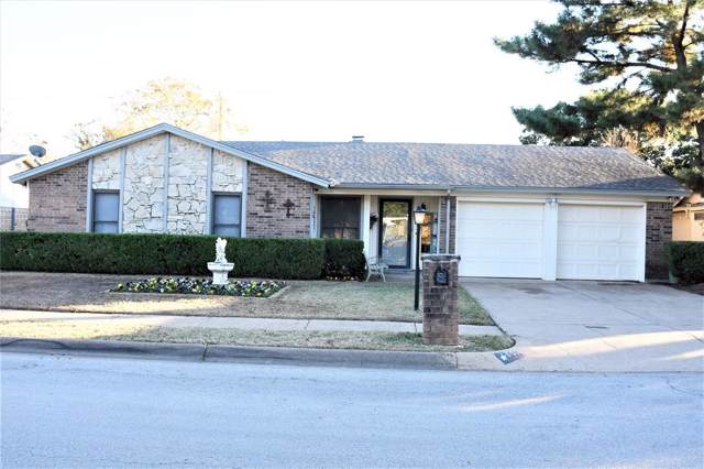 913 Rose Street, Crowley, TX 76036 (MLS #14226453) :: RE/MAX Town & Country
