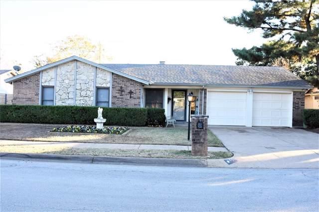 913 Rose Street, Crowley, TX 76036 (MLS #14226453) :: Keller Williams Realty