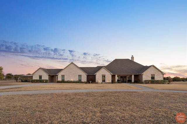 1549 Half Moon Circle, Early, TX 76802 (MLS #14226455) :: RE/MAX Landmark