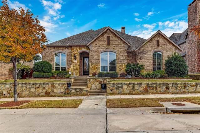 525 Lavaine Lane, Lewisville, TX 75056 (MLS #14226476) :: The Welch Team