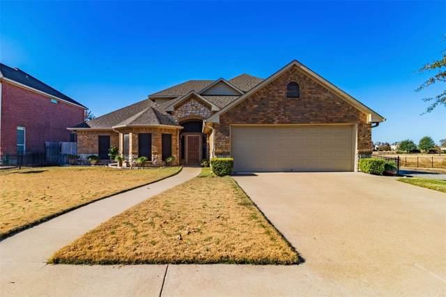 2807 Park Street, Ennis, TX 75119 (MLS #14226483) :: RE/MAX Town & Country