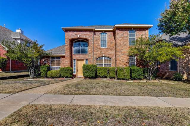 453 Valley View Drive, Lewisville, TX 75067 (MLS #14226489) :: Caine Premier Properties