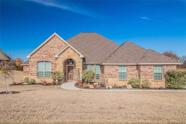 3217 Lakeway Drive, Weatherford, TX 76087 (MLS #14226490) :: Ann Carr Real Estate