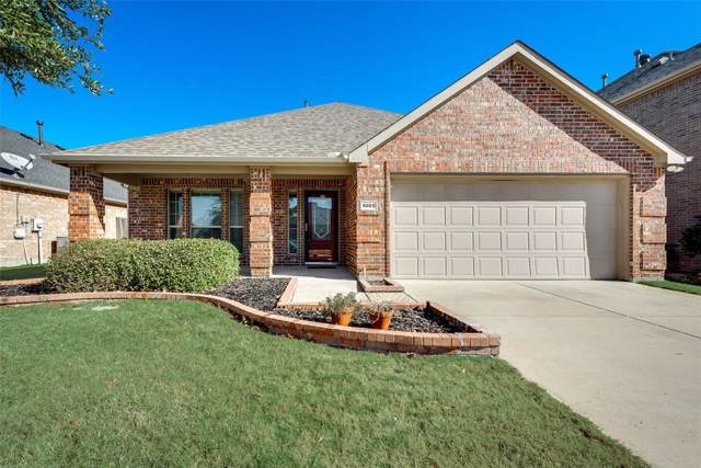 1005 Golden Bear Lane, Mckinney, TX 75072 (MLS #14226498) :: RE/MAX Town & Country