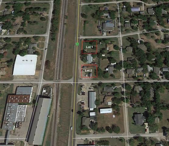 Lot 1 N Central Street, Ferris, TX 75125 (MLS #14226502) :: The Chad Smith Team