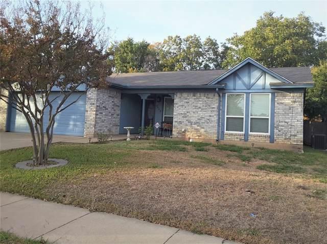 5809 Greenfield Street, Watauga, TX 76148 (MLS #14226512) :: Lynn Wilson with Keller Williams DFW/Southlake