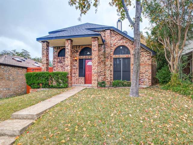 120 Overland Trail, Mesquite, TX 75149 (MLS #14226531) :: RE/MAX Town & Country