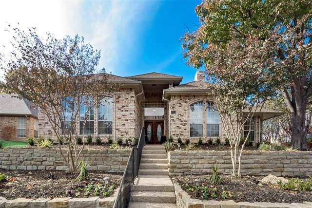 103 Sceptre Drive, Rockwall, TX 75032 (MLS #14226544) :: Trinity Premier Properties