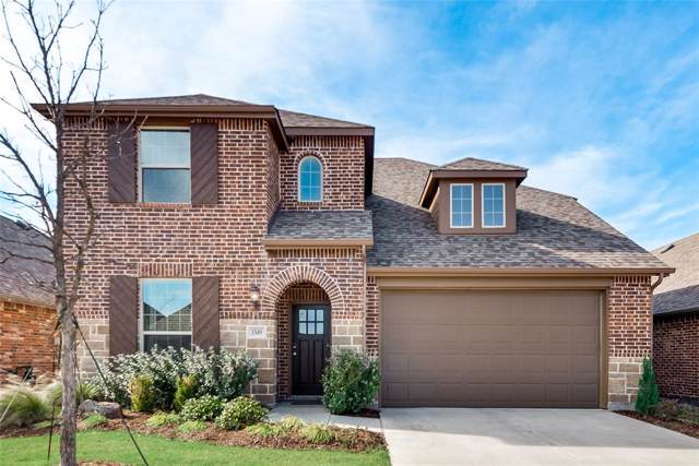 1549 Kessler Drive, Forney, TX 75126 (MLS #14226550) :: RE/MAX Town & Country