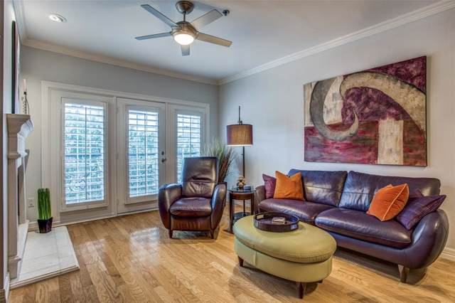 3400 Welborn Street #418, Dallas, TX 75219 (MLS #14226553) :: Hargrove Realty Group