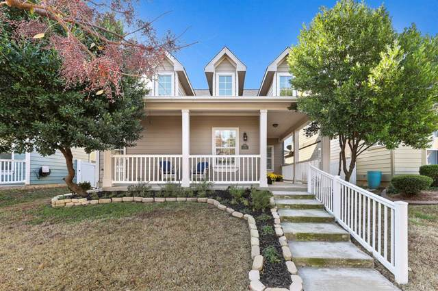 1120 Oakcrest Drive, Providence Village, TX 76227 (MLS #14226564) :: The Kimberly Davis Group