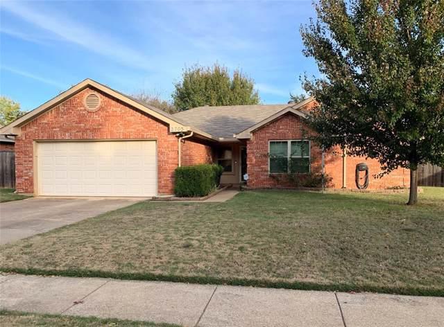 2705 Forestview Drive, Corinth, TX 76210 (MLS #14226570) :: Team Tiller