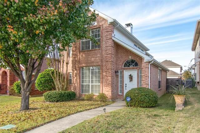 1360 Mae Drive, Carrollton, TX 75007 (MLS #14226572) :: Acker Properties