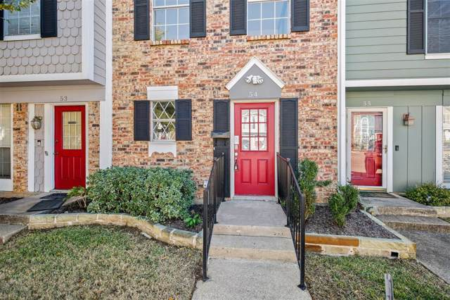 54 Abbey Road, Euless, TX 76039 (MLS #14226573) :: RE/MAX Town & Country