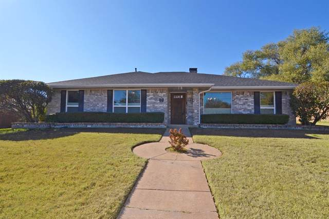 5201 Roundrock Trail, Plano, TX 75023 (MLS #14226582) :: Hargrove Realty Group