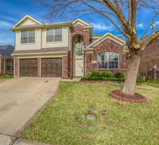 613 Cypress Hill Drive, Mckinney, TX 75071 (MLS #14226585) :: RE/MAX Town & Country