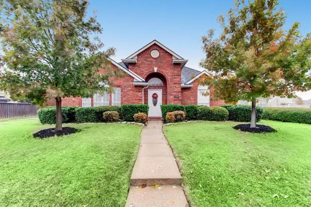 12510 Lynchburg Drive, Frisco, TX 75035 (MLS #14226599) :: Frankie Arthur Real Estate
