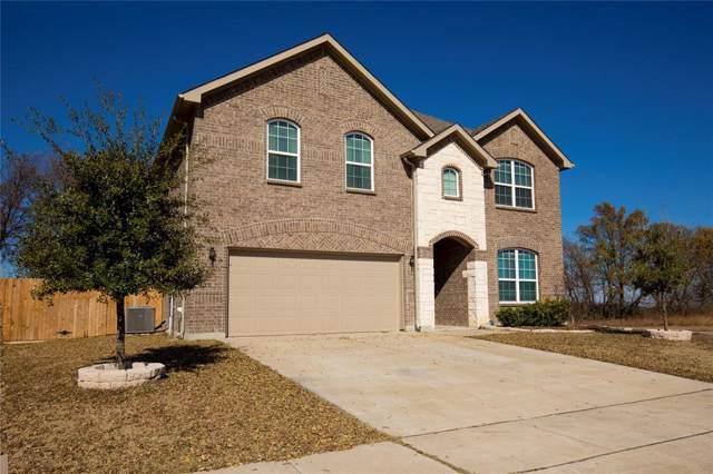 4401 Hummingbird Drive, Sherman, TX 75092 (MLS #14226601) :: RE/MAX Town & Country