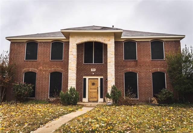 5602 Allen Lane, Rowlett, TX 75088 (MLS #14226603) :: Ann Carr Real Estate