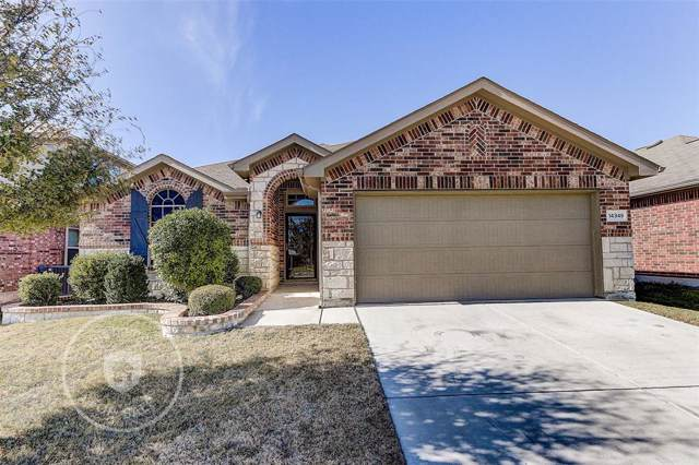 14349 Artisan Drive, Fort Worth, TX 76052 (MLS #14226604) :: Hargrove Realty Group