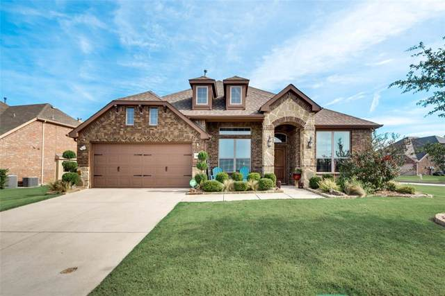 1023 Newington Circle, Forney, TX 75126 (MLS #14226640) :: RE/MAX Town & Country