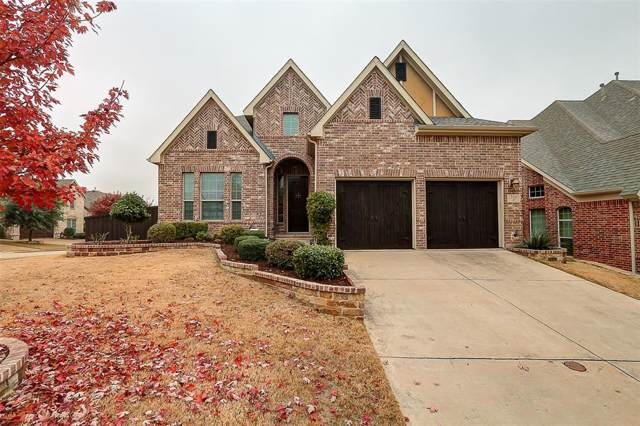 316 Bachman Creek Drive, Mckinney, TX 75072 (MLS #14226647) :: Vibrant Real Estate