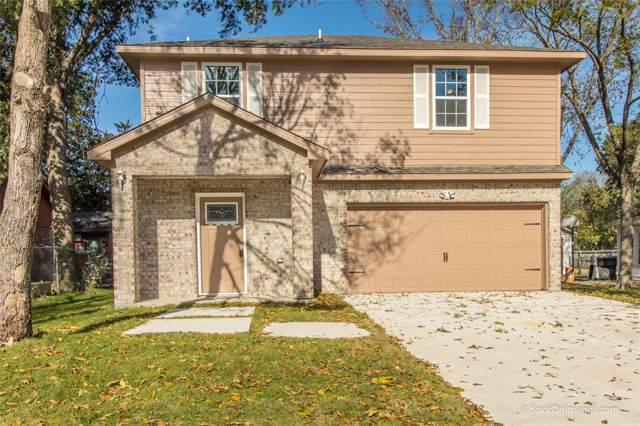 1117 N Frances Street, Terrell, TX 75160 (MLS #14226653) :: RE/MAX Town & Country