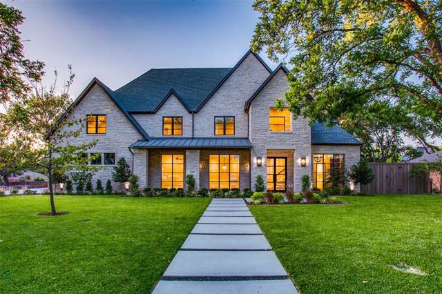 4447 Irvin Simmons Drive, Dallas, TX 75229 (MLS #14226665) :: The Good Home Team