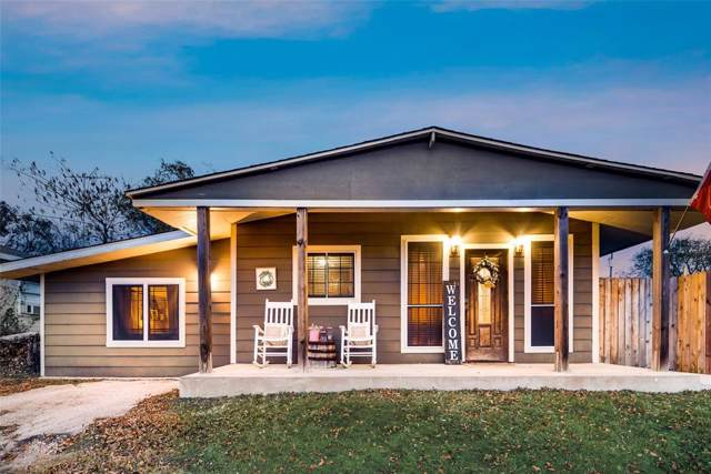 1802 N Trinity Street, Decatur, TX 76234 (MLS #14226687) :: RE/MAX Town & Country