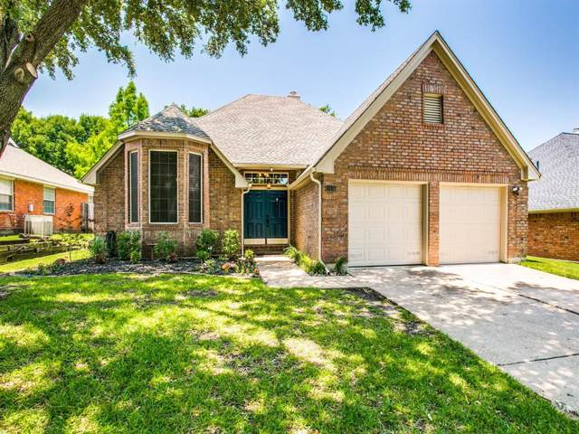 2436 Covington Drive, Flower Mound, TX 75028 (MLS #14226695) :: Lynn Wilson with Keller Williams DFW/Southlake