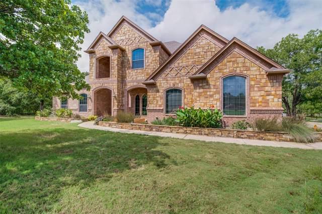 551 County Road 3798, Springtown, TX 76082 (MLS #14226706) :: The Heyl Group at Keller Williams